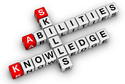 Skills, Ability, Knowlege