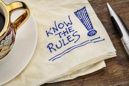 Blog-Rules