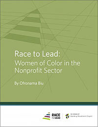 Race To Lead report cover image