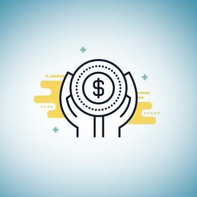 Trends in giving - image of hands surrounding money