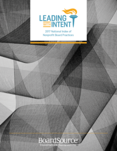 Leading With Intent cover