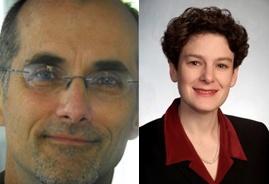 Susan Schaefer and Bob Wittig